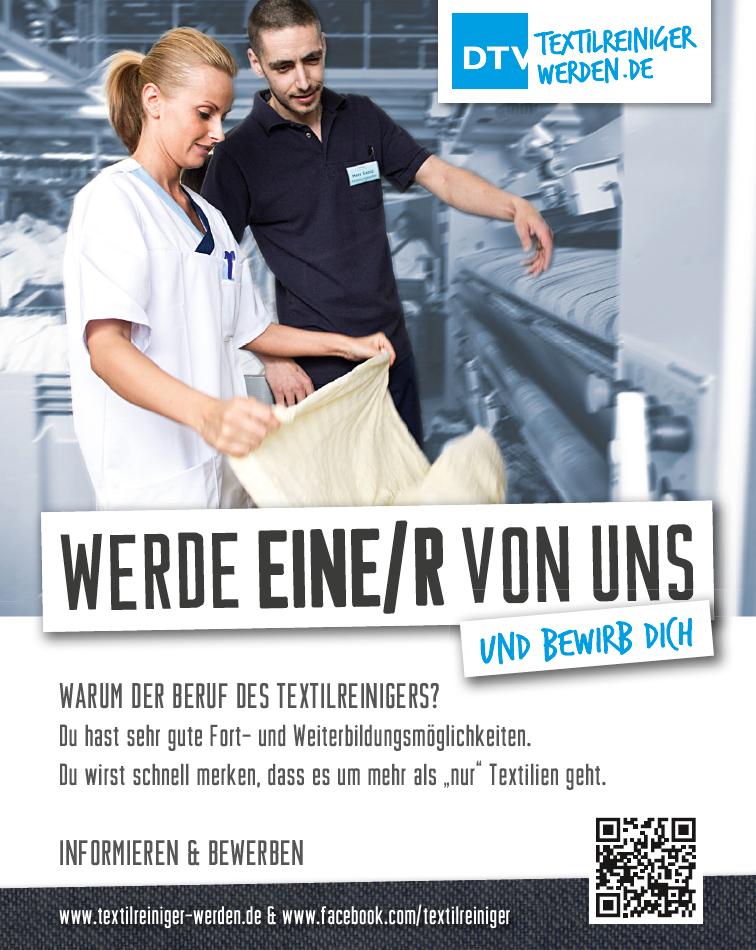 Aus Weiterbildung Deutscher Textilreinigungs Verband Ev